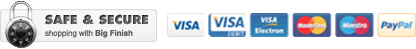 Accepted card payment providers