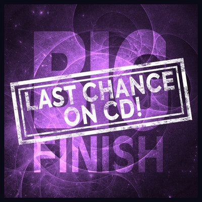 Last Chance on CD!