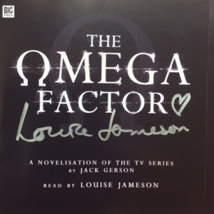 The Omega Factor - The Audiobook Moves Forward