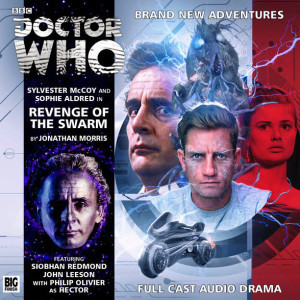 Doctor Who - Revenge of the Swarm Podcast