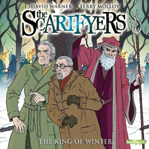 The Scarifyers 9 - The King of Winter Released!