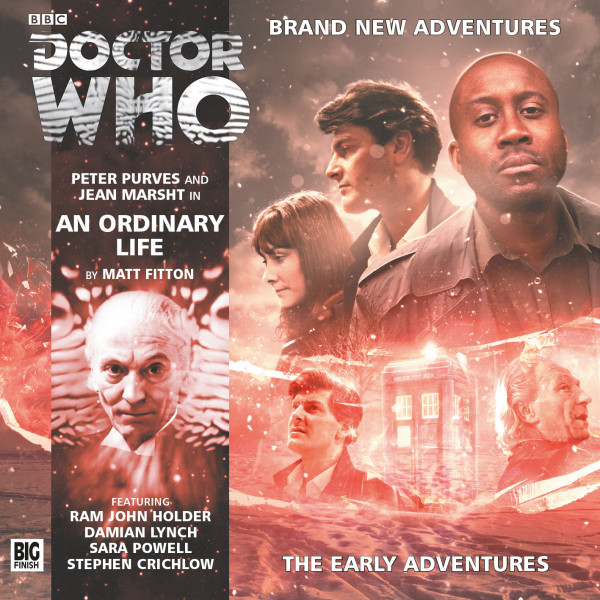 Doctor Who - The Early Adventures: An Ordinary Life - Trailer Released!