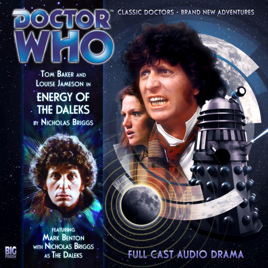 April 2012 #3: Energy of the Daleks Podcast