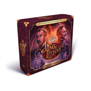 Jago & Litefoot Series 8 - Now You Know the Score!