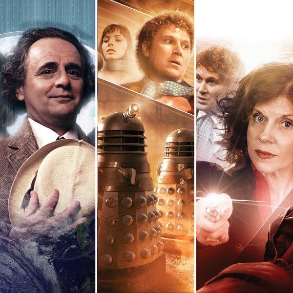Missing Doctor Who on Saturdays? There'll Always Be Big Finish...