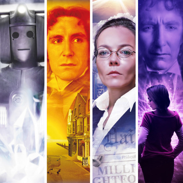 Doctor Who - The Eighth Doctor Special Offer Goes On For Another Day!