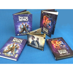 Beautiful Doctor Who Things for Christmas, From Big Finish