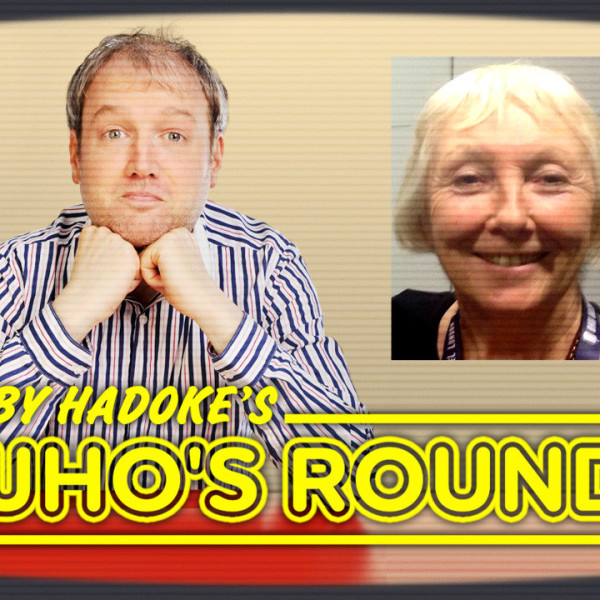 Toby Hadoke's Who's Round 95 - December #17