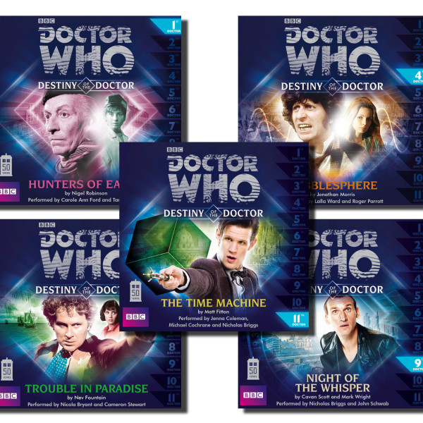 DAY 12/12 DAYS OF BIG FINISH-MAS SPECIAL OFFER