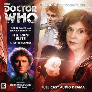 Doctor Who - The Rani Elite - Podcast!