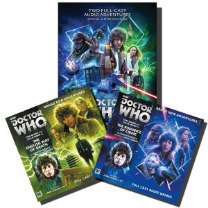 Doctor Who - The Fourth Doctor by Gareth Roberts - Out Now!