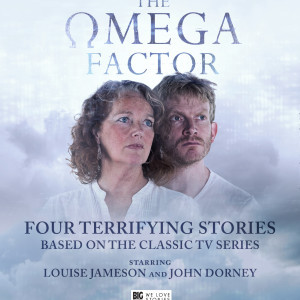 The Omega Factor - Series 1 Cover