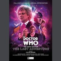 A Sixth Doctor - The Last Adventure Spoiler from Gallifrey One
