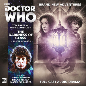 Doctor Who - The Fourth Adventures: The Darkness of Glass - Out Now