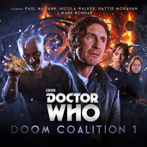 Doctor Who: Doom Coalition - Coming October 2015