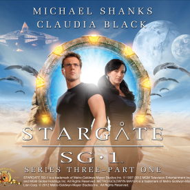 Series three of Stargate SG-1 is a Go!