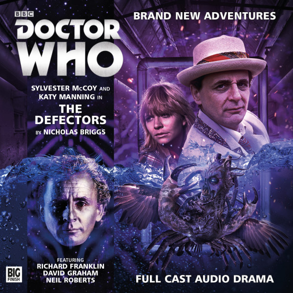 Doctor Who - The Defectors Podcast