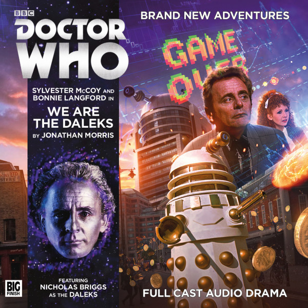 Doctor Who - We Are the Daleks Podcast (July #07)