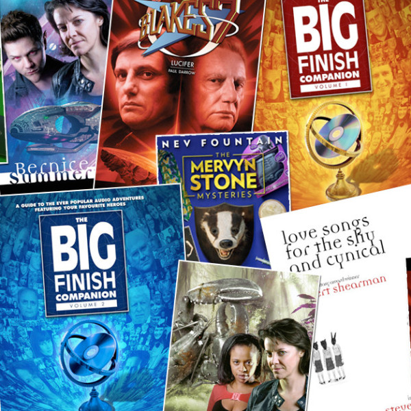 The Big Finish Book Bonanza!