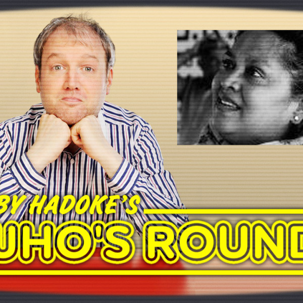 Toby Hadoke's Who's Round 143 (October #05)