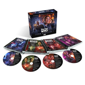 Doctor Who: Doom Coalition 1 - Coming Monday 12th of October