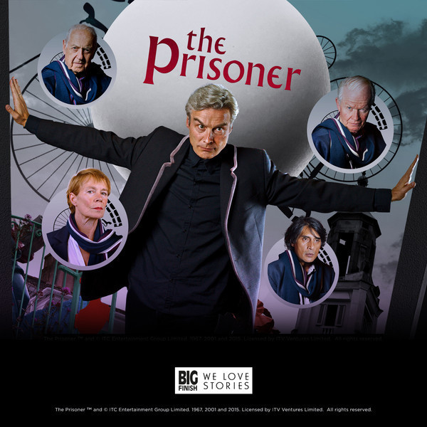 The Prisoner - The Cast