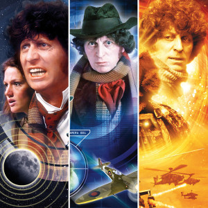 Doctor Who: Special Offers on Tom Baker at Big Finish