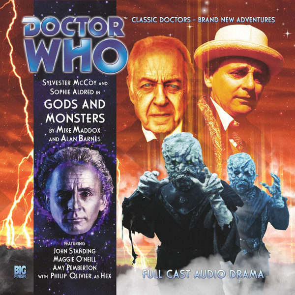 Series 9 Saturdays - Doctor Who: Gods and Monsters!