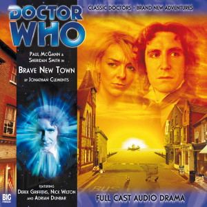 The Listeners - Doctor Who: Brave New Town for just £2.99