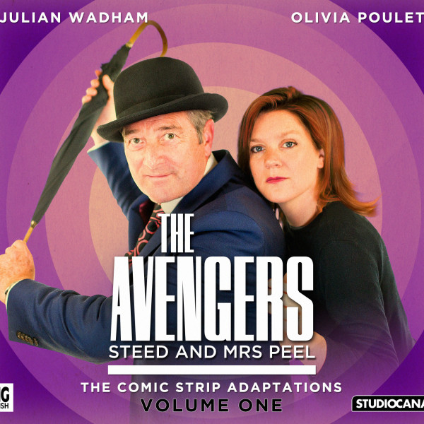 The Avengers: Olivia Poulet is Mrs Emma Peel!