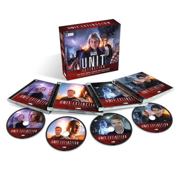 UNIT: Extinction - From the New Series of Doctor Who
