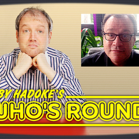 Toby Hadoke's Who's Round reaches 150 episodes!