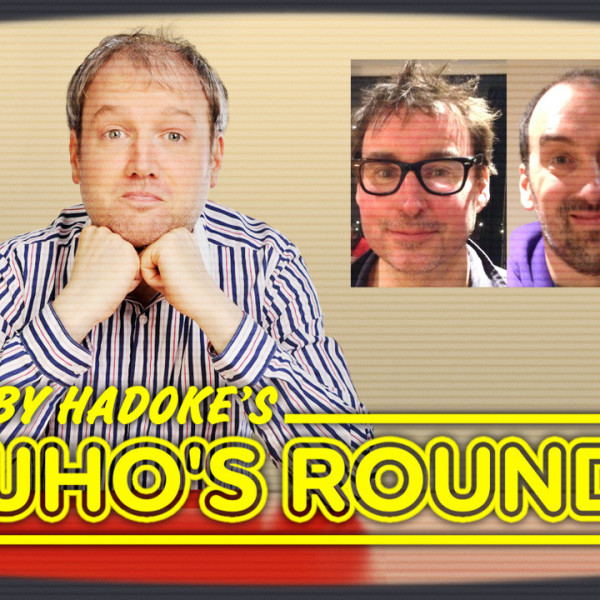 Toby Hadoke's Who's Round 152 (December #06)