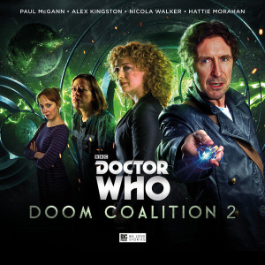 Doctor Who: Doom Coalition 2 - Listen to the trailer!