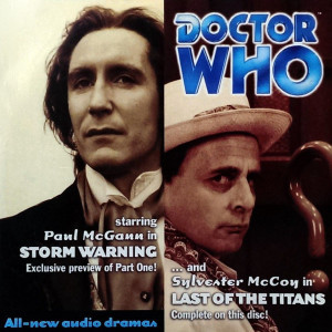 Doctor Who Podcast - Last of the Titans (Part 1)