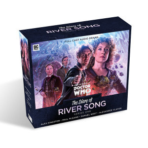 The Diary of River Song: Series 1 - CD Release Today!