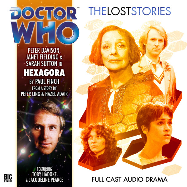 The Listeners - Doctor Who: Hexagora for just £2.99!