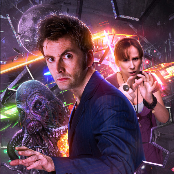 Doctor Who: The Tenth Doctor Adventures - Listen to the Trailer!