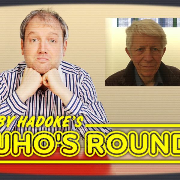 Toby Hadoke's Who's Round 162 (March #08)