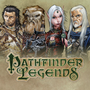 The Big Finish Podcast (March #05) Pathfinder Legends