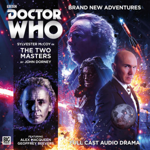 Doctor Who: The Two Masters Trilogy -  Coming Soon...