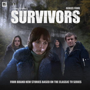 Survivors: Series 4 - Cover and Trailer Revealed