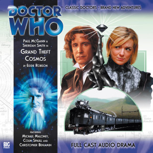 The Listeners - Doctor Who: Grand Theft Cosmos for just £2.99!