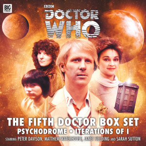 Doctor Who: Happy Birthday Peter Davison - Special Offers on the Fifth Doctor!