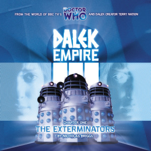 The Listeners - Dalek Empire 3: The Exterminators for just £2.99!