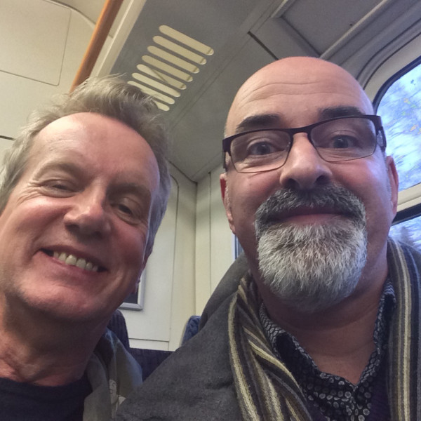 The Big Finish Podcast - Frank Skinner, Main Range Reveals and Bumper Bank Holiday Fun! (May #1)