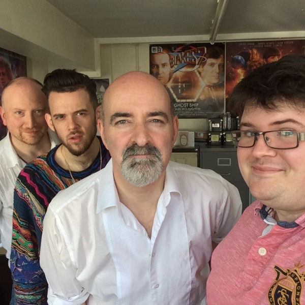 The Big Finish Podcast - Tom Webster, Writing Opportunity and Cybermen! (May #03)