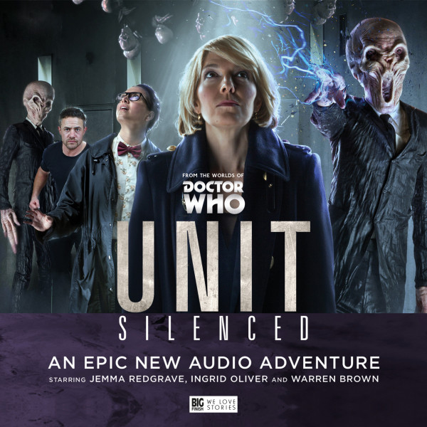 UNIT: Silenced - Coming November 2016 from the Worlds of Doctor Who