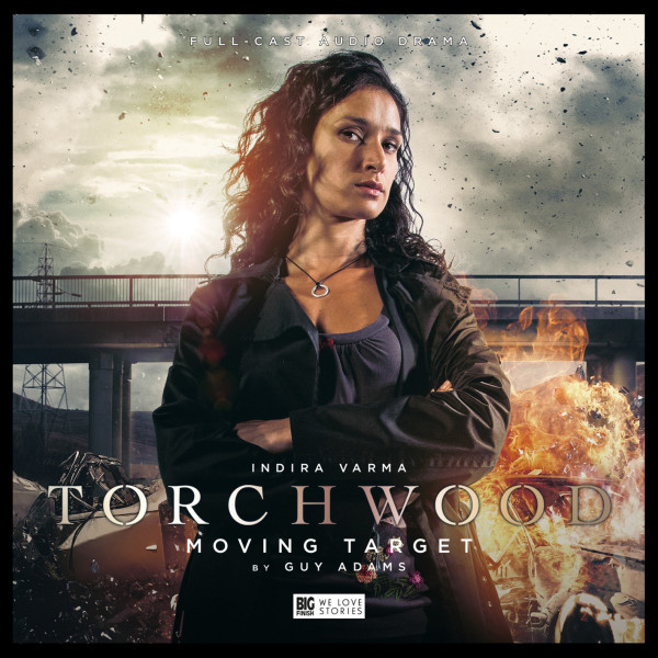 Torchwood - Moving Target: Out Now