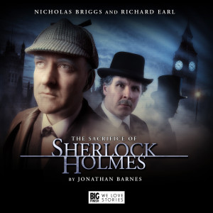 The Sacrifice of Sherlock Holmes - Coming Soon!